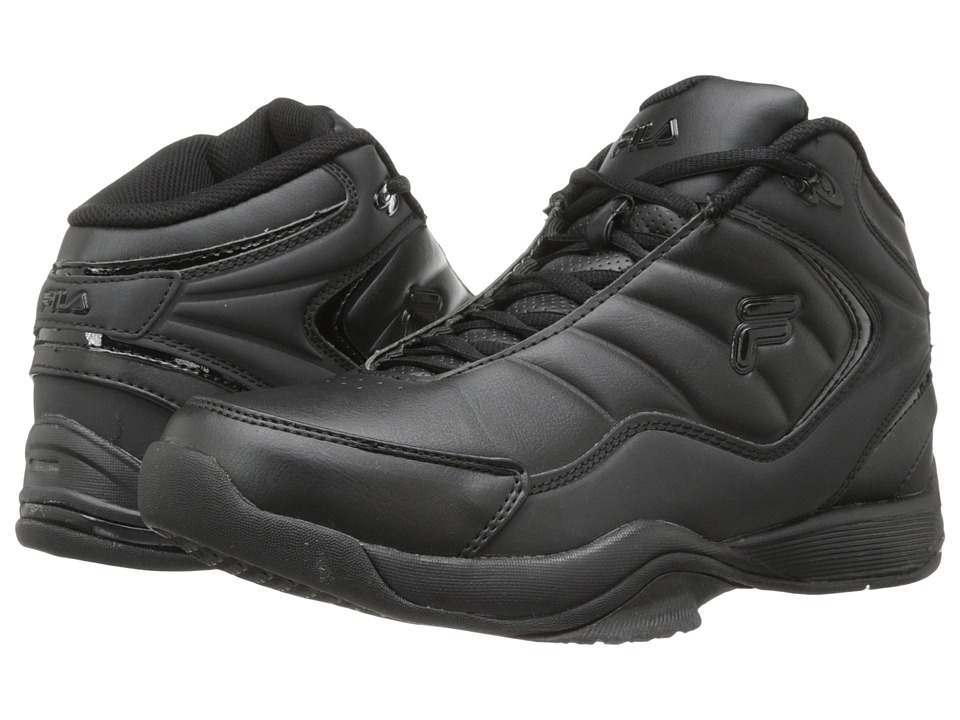 Fila - Breakaway 4 (Black/Black/Black) Men