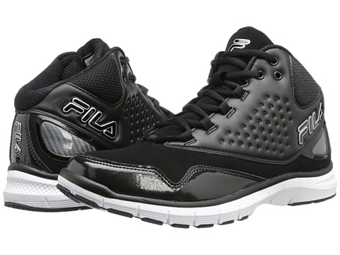 UPC 731616037035 - Fila Rim Attacker (Black/Black/Metallic Silver ...