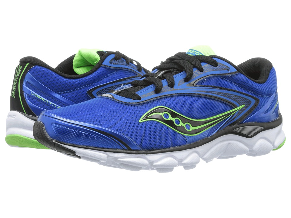Saucony - Virrata 2 (Blue/Slime) Men
