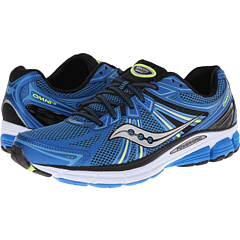 Saucony Omni 13 Blue/Citron D - Medium Men's Running Shoes 8583255