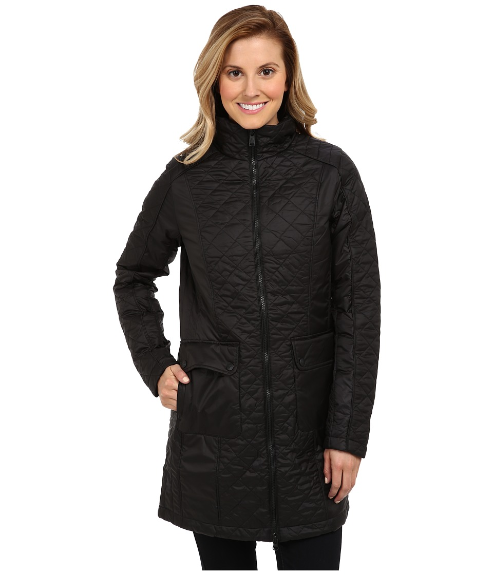 The North Face - Insulated Ruka Parka (TNF Black) Women's Coat