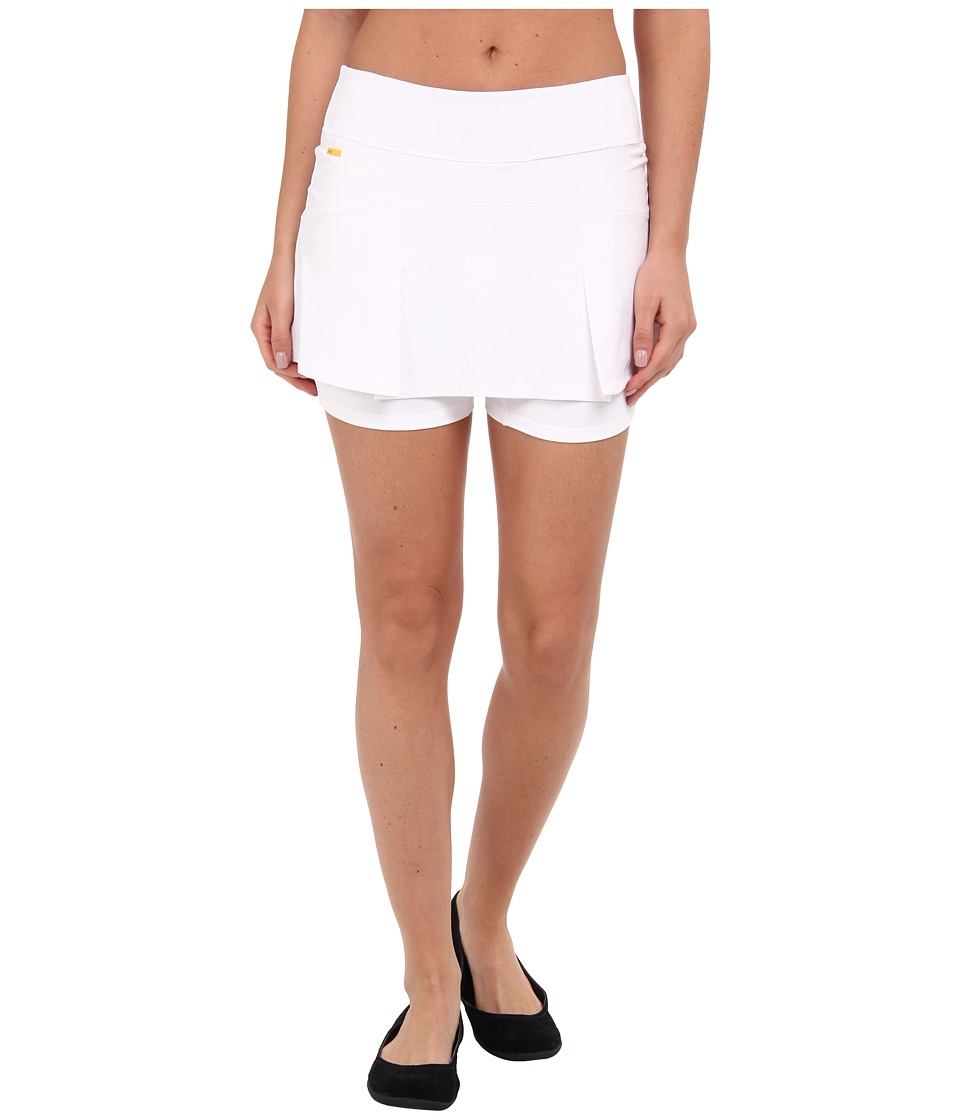 Lole - Ace 2 Skort (White) Women