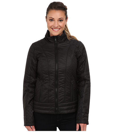The North Face - Insulated Ruka Jacket (TNF Black) Women's Coat