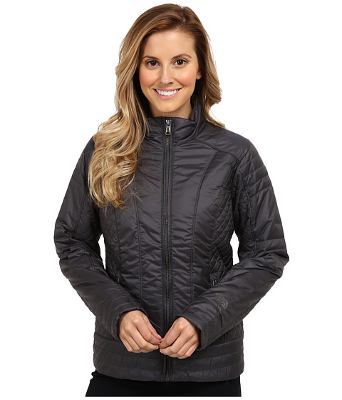 The North Face - Insulated Ruka Jacket (Graphite Grey) Women
