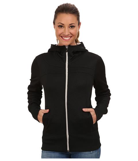 Lole - Unite Full Zip Cardigan (Black) Women's Sweater