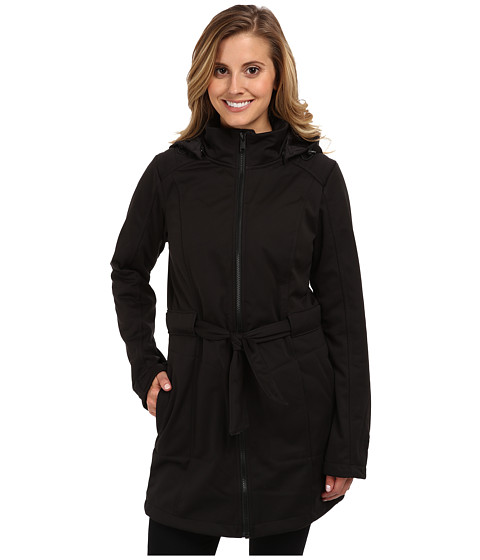 The North Face - Sashanna Soft Shell Jacket (TNF Black) Women's Coat