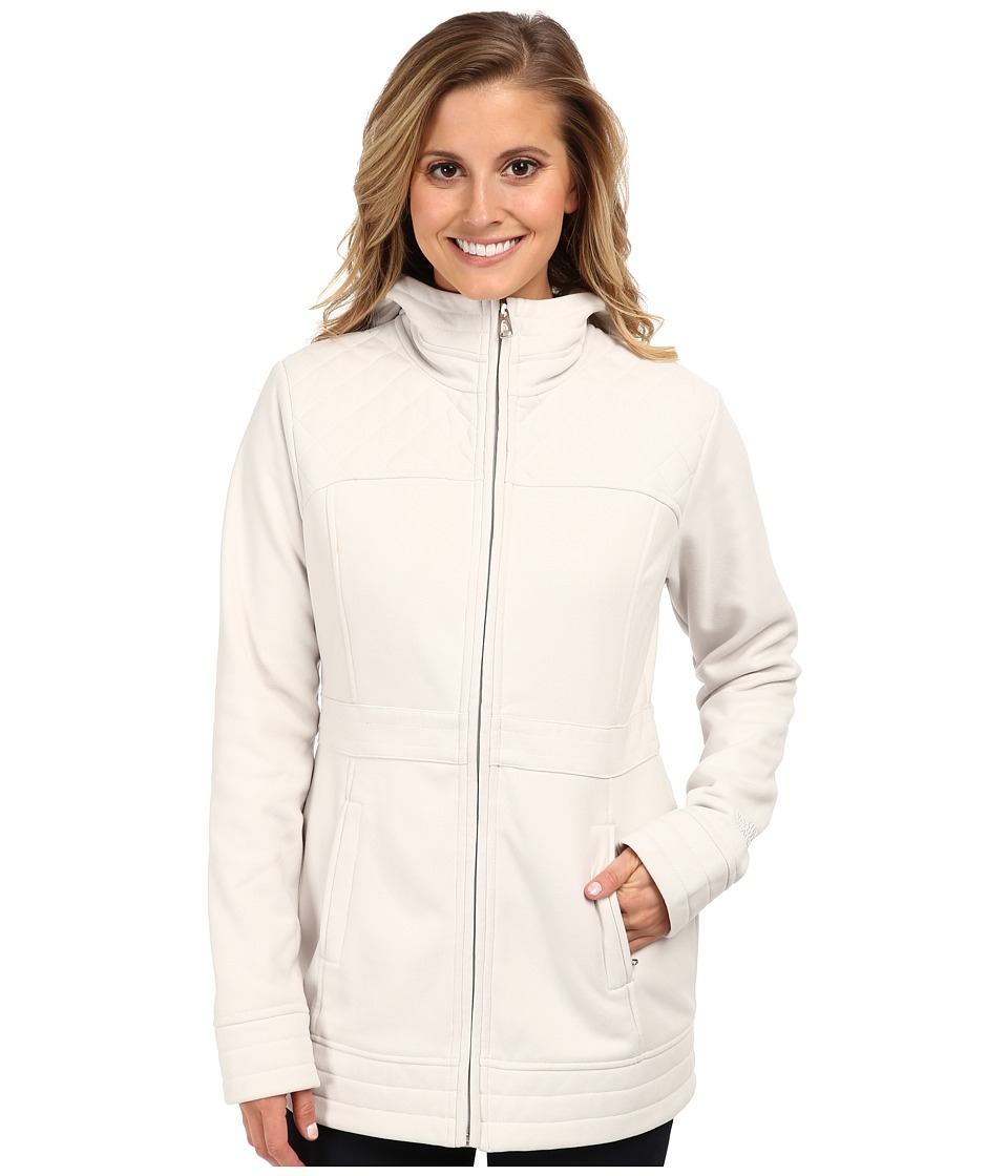 The North Face - Avery Fleece Jacket (Moonlight Ivory) Women's Coat