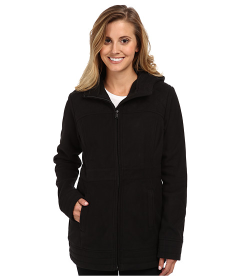 The North Face - Avery Fleece Jacket (TNF Black) Women