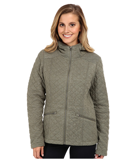 The North Face - Moncada Jacket (Burnt Olive Green) Women