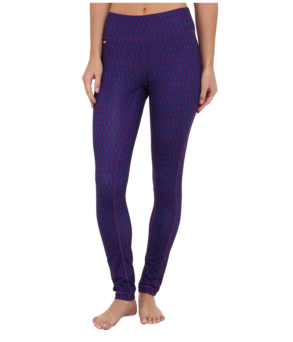 Lole - Glorious Legging (Purple Silk Basket) Women's Casual Pants