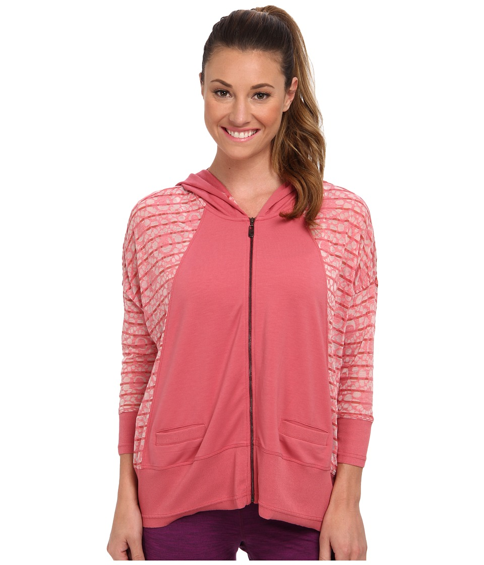 Lole - Dharma Full Zip Cardigan (Bouquet) Women's Sweatshirt