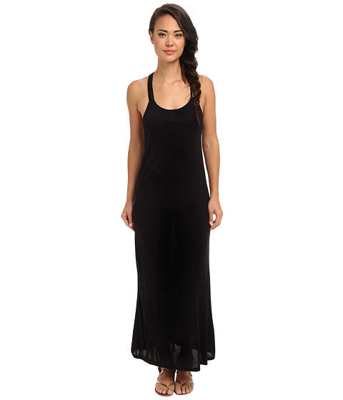 Rip Curl - Destiny Maxi Dress (Black) Women's Dress
