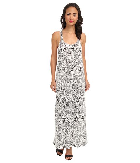 Rip Curl - Destiny Maxi Dress (Taupe) Women's Dress