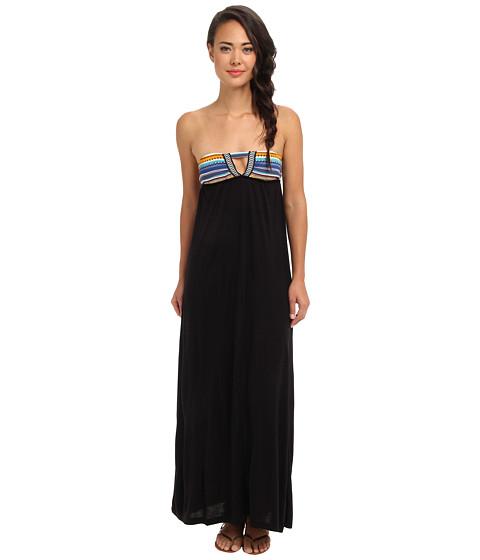 Rip Curl - Caliente Maxi Dress (Black) Women's Dress