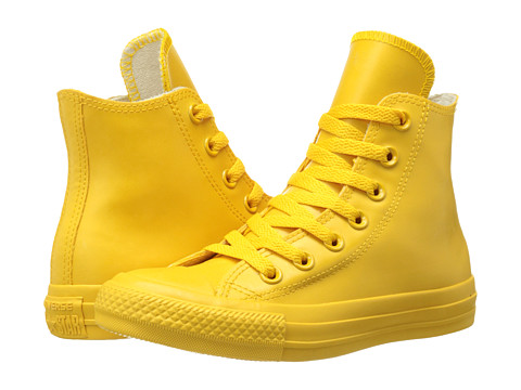 Converse - Chuck Taylor All Star Rubber Hi (Wild Honey) Classic Shoes