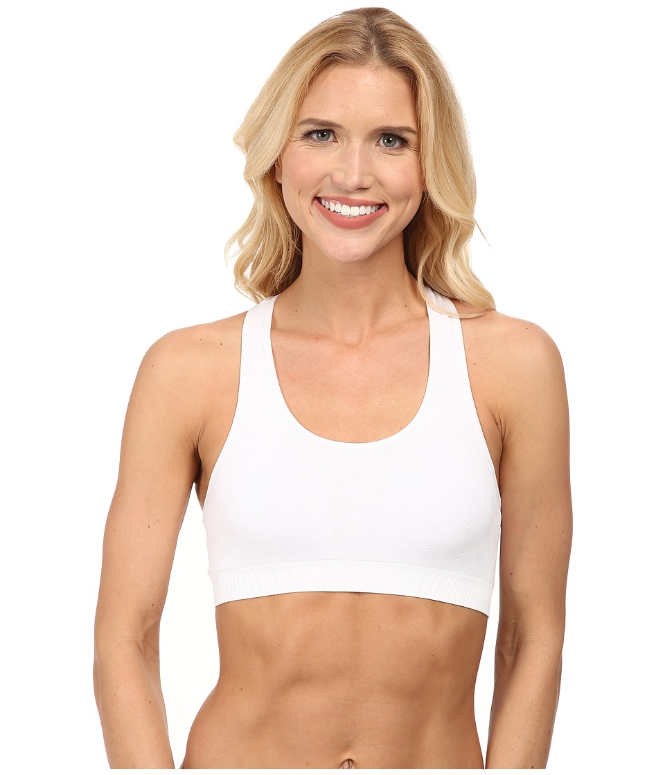 Lole - Sweety Seamless Bra (White) Women's Bra