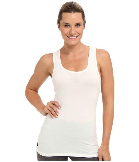 Lole - Pinnacle Racer Back Tank Top (Vanilla) Women's Sleeveless