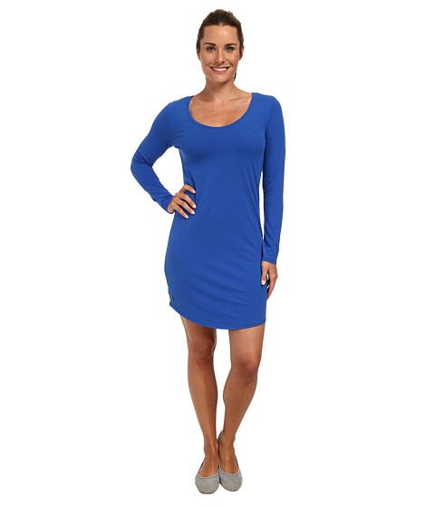Lole - Lorella 2 L/S Dress (Persian Blue) Women