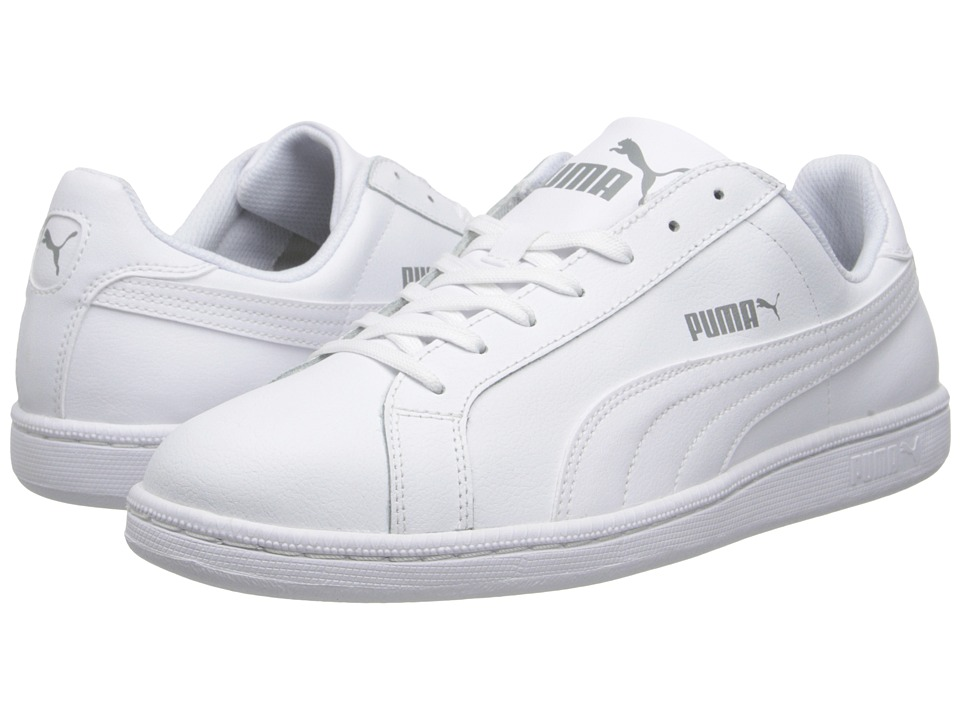 PUMA - Smash L (White) Shoes
