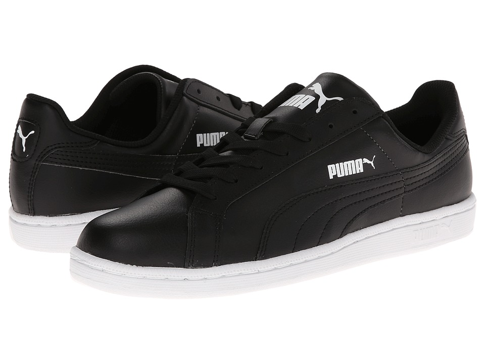 PUMA - Smash L (Black) Shoes