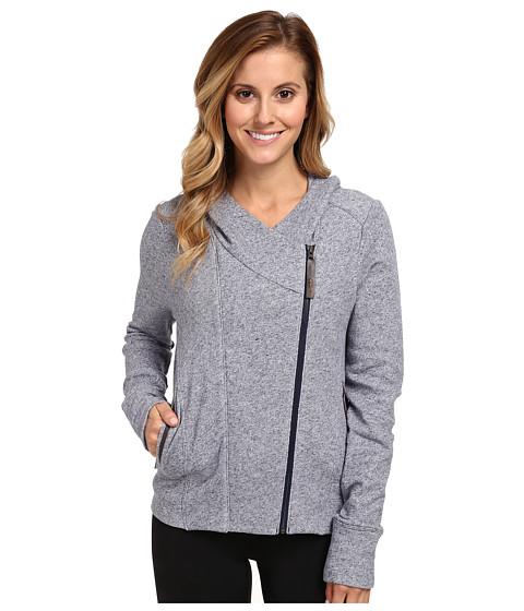 Lole - Carey Full Zip Cardigan (North Sea Mix) Women's Sweater