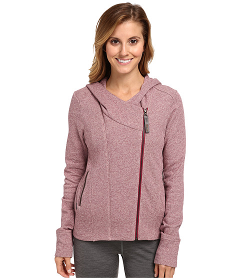 Lole - Carey Full Zip Cardigan (Beaujolais Mix) Women