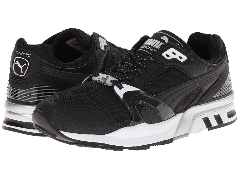 PUMA - Trinomic XT2 PLUS (Black) Shoes