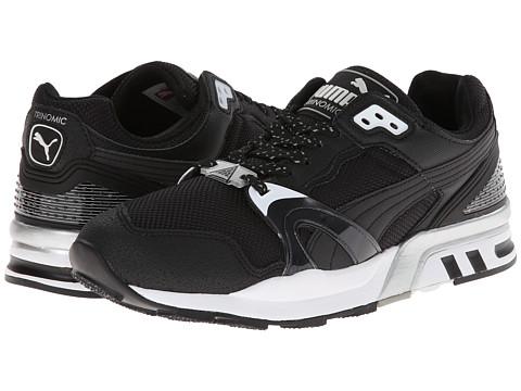 PUMA - Trinomic XT2 PLUS (Black) Shoes