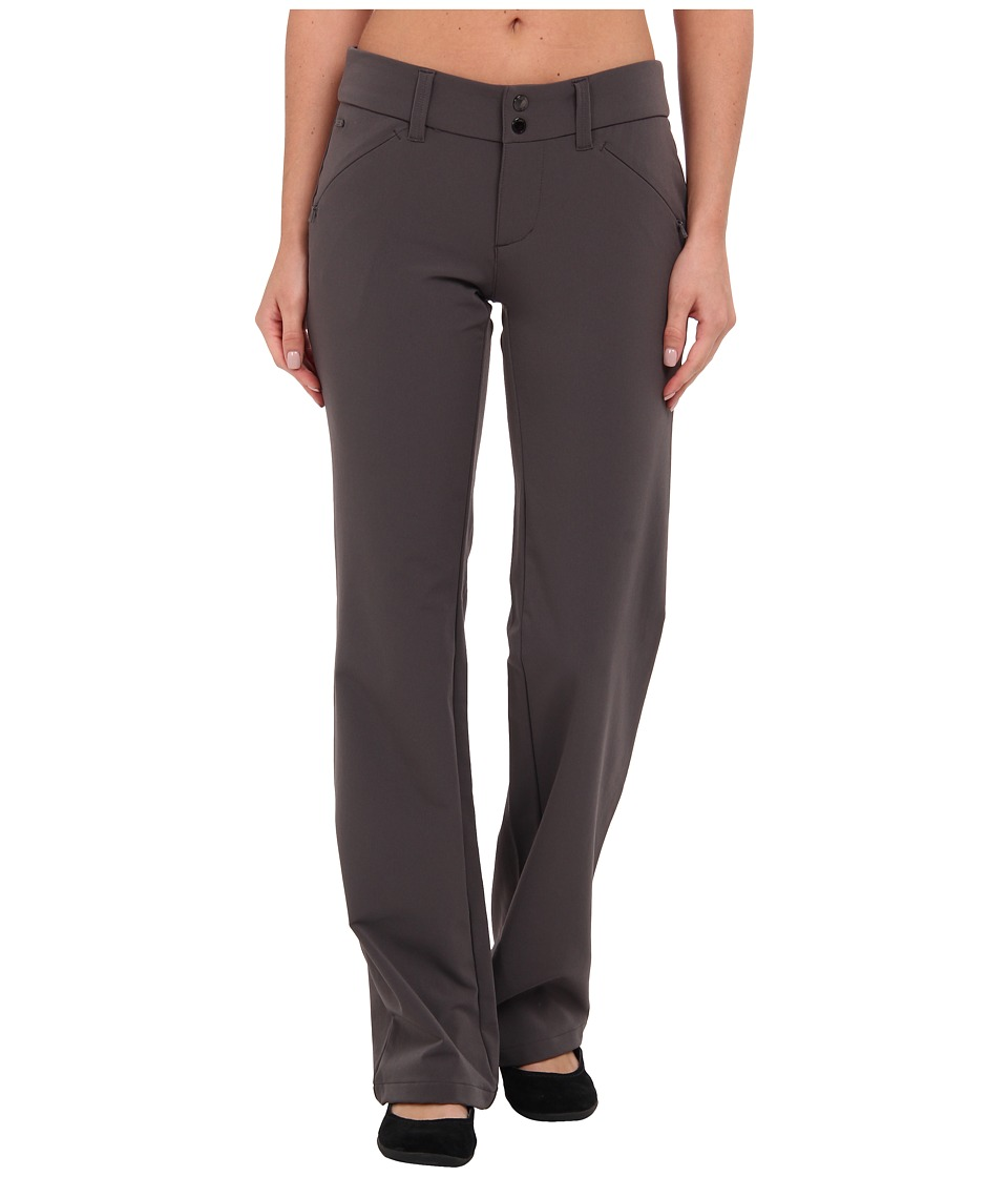 Lole - Travel Pant 33 (Dark Charcoal) Women's Casual Pants