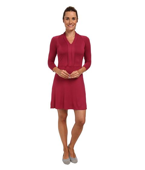 Lole - Erin Three-Quarter Sleeve Dress (Beaujolais) Women
