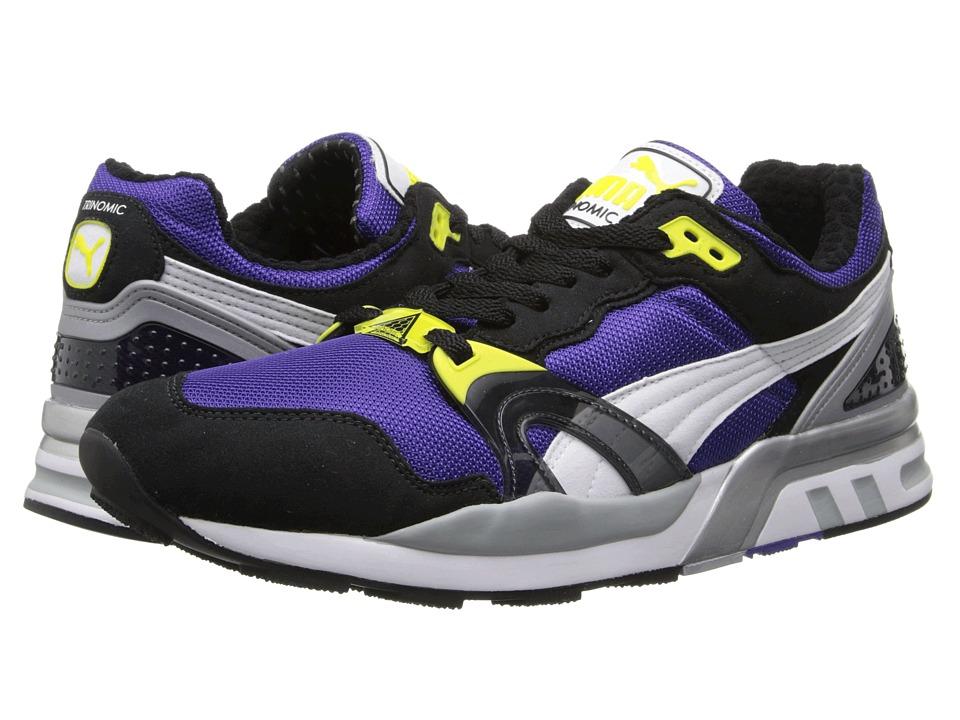 PUMA - Trinomic XT2 PLUS (Prism Violet/Black/White) Shoes