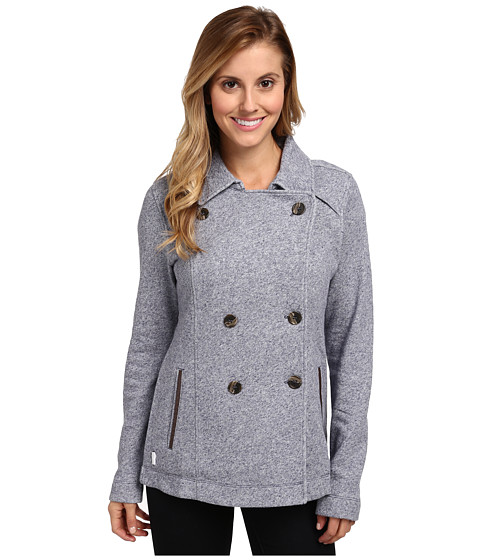 Lole - Suitable 2 Double Breasted Blazer (North Sea Mix) Women's Jacket