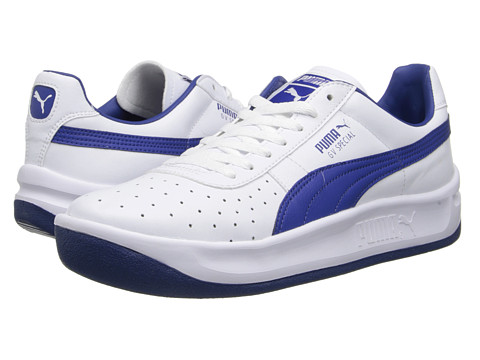 PUMA - GV Special (White/Limoges) Classic Shoes