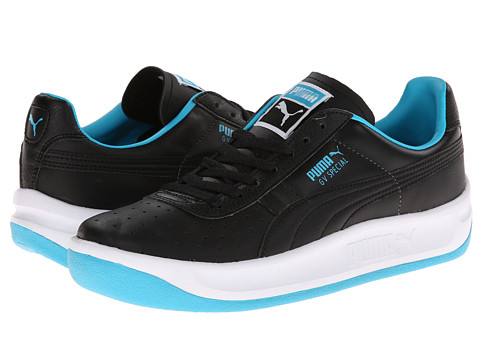 PUMA - GV Special (Black/Scuba Blue) Classic Shoes