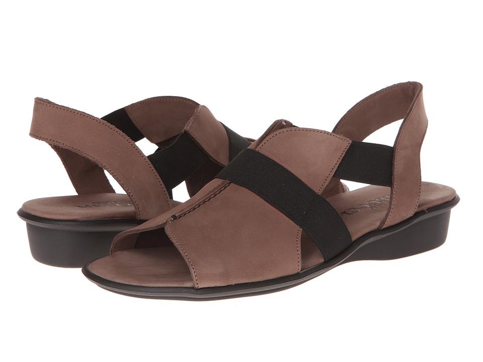 Sesto Meucci - Ella (Caffe Nabuk) Women's Sandals