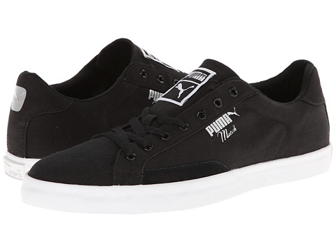 PUMA - Match Vulc CVS FS (Black/Limestone Grey) Shoes