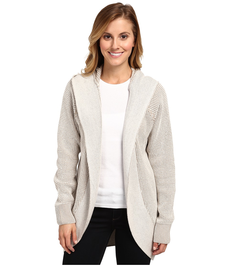 Lole - Caress 2 L/S Cardigan (Coco) Women's Sweater