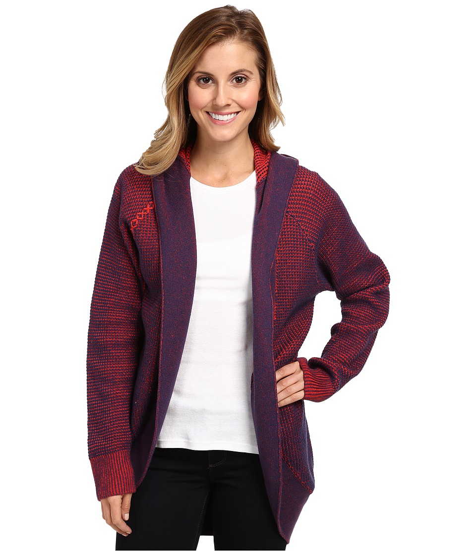 Lole - Caress 2 L/S Cardigan (North Sea) Women's Sweater