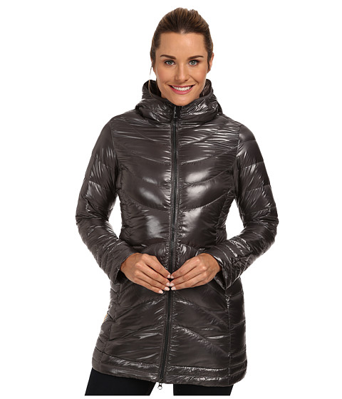 Lole - Gisele 3 Quilted Jacket (Dark Charcoal) Women's Coat
