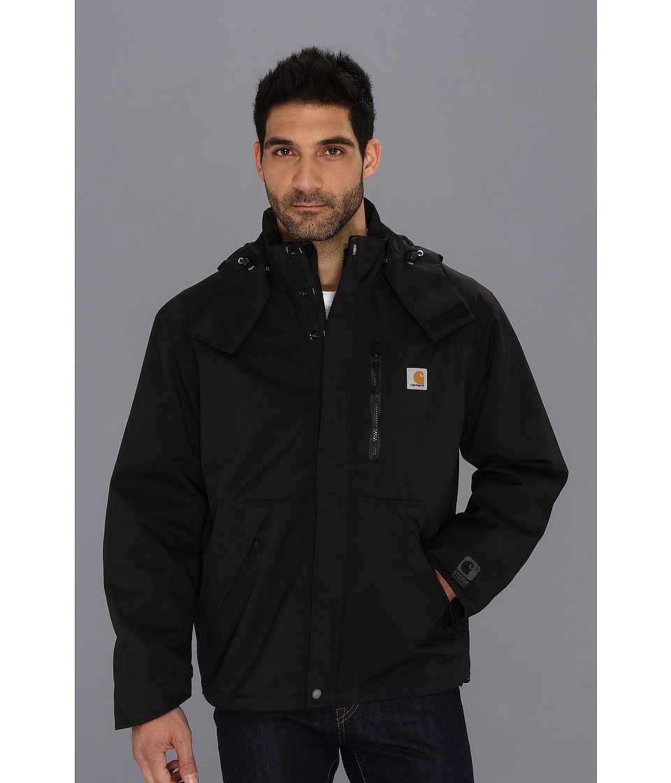 Carhartt - Shoreline Jacket (Black) Men's Coat