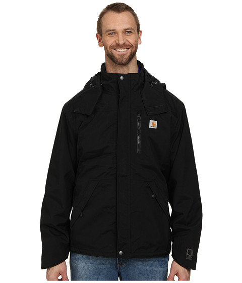 Carhartt - Shoreline Jacket - Tall (Black) Men