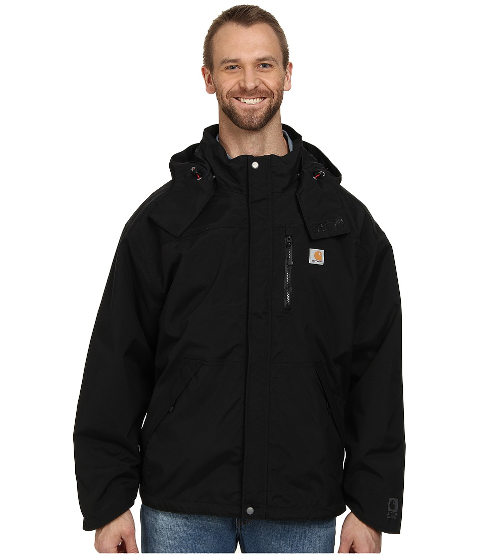 Carhartt - Shoreline Jacket (3XL/4XL) (Black) Men's Jacket