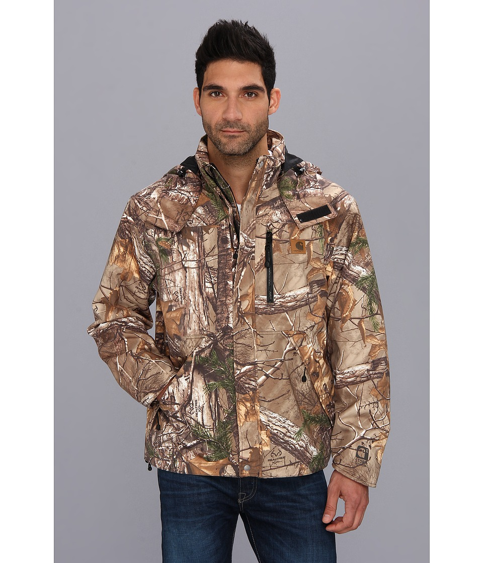 Carhartt - Camo Shoreline Jacket (Realtree Xtra) Men's Coat