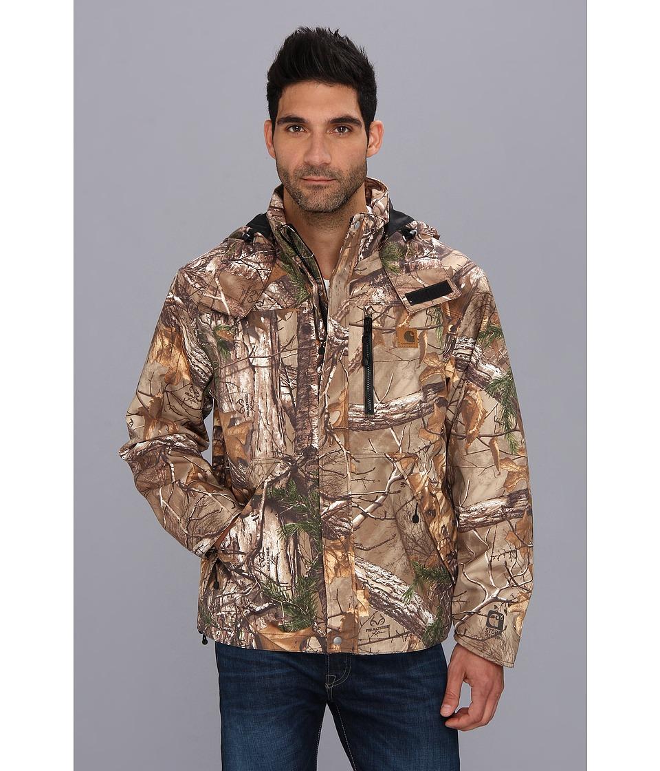 Carhartt - Camo Shoreline Jacket (Realtree Xtra) Men's Coat