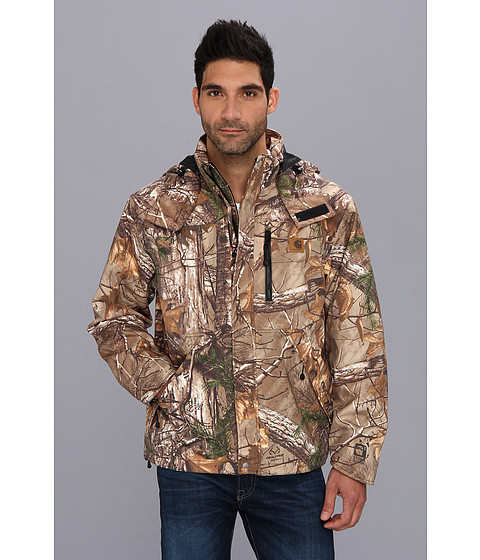 Carhartt - Camo Shoreline Jacket (Realtree Xtra) Men