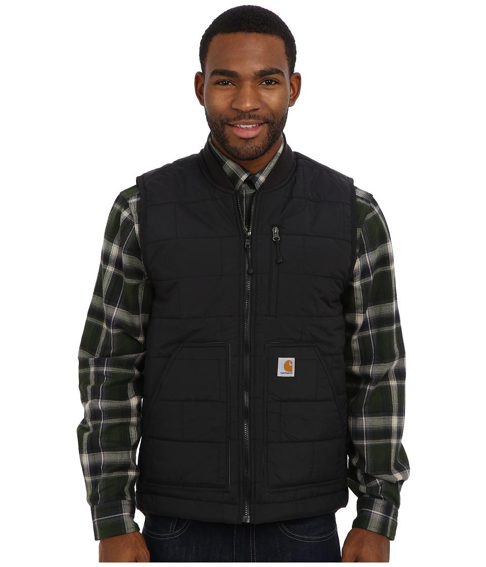 Carhartt - Brookville Vest (Black) Men's Vest