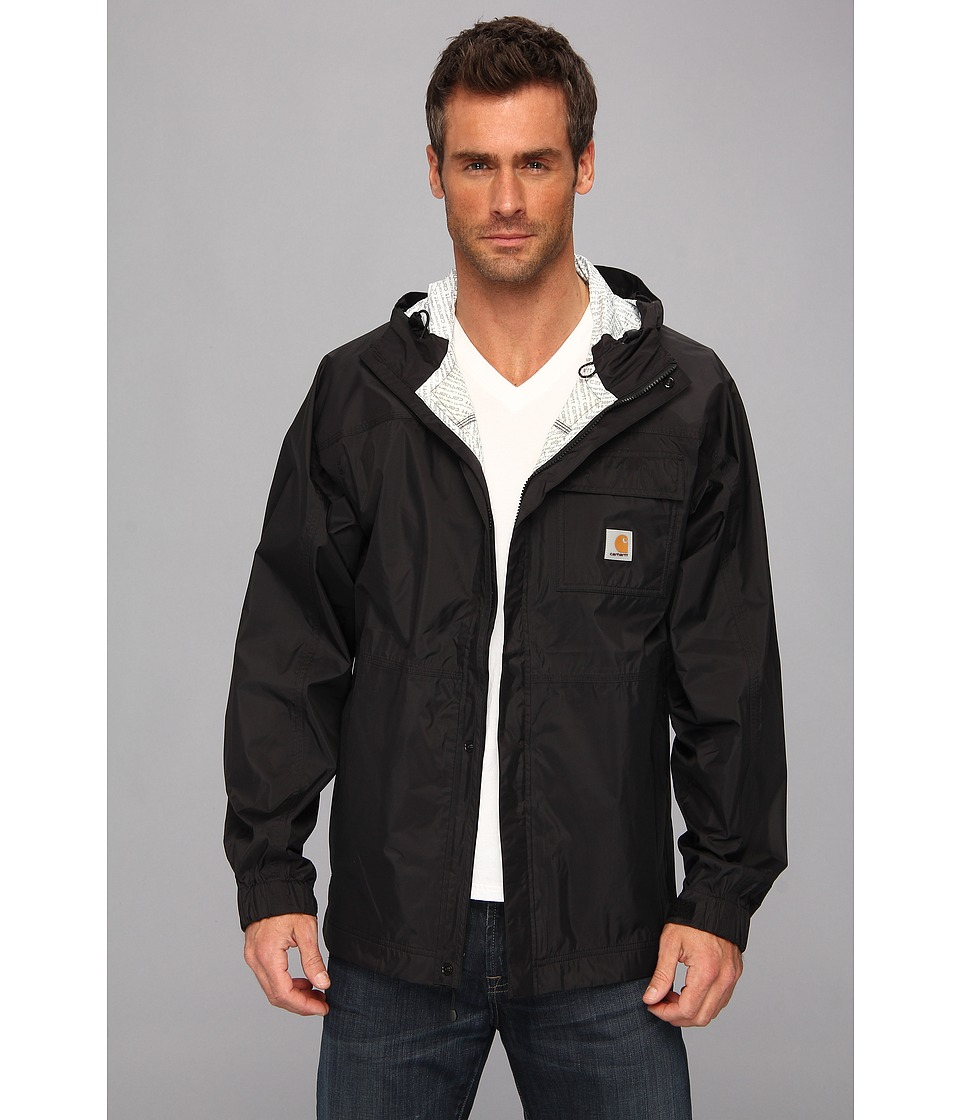 Carhartt - Huron Jacket (Black) Men's Coat