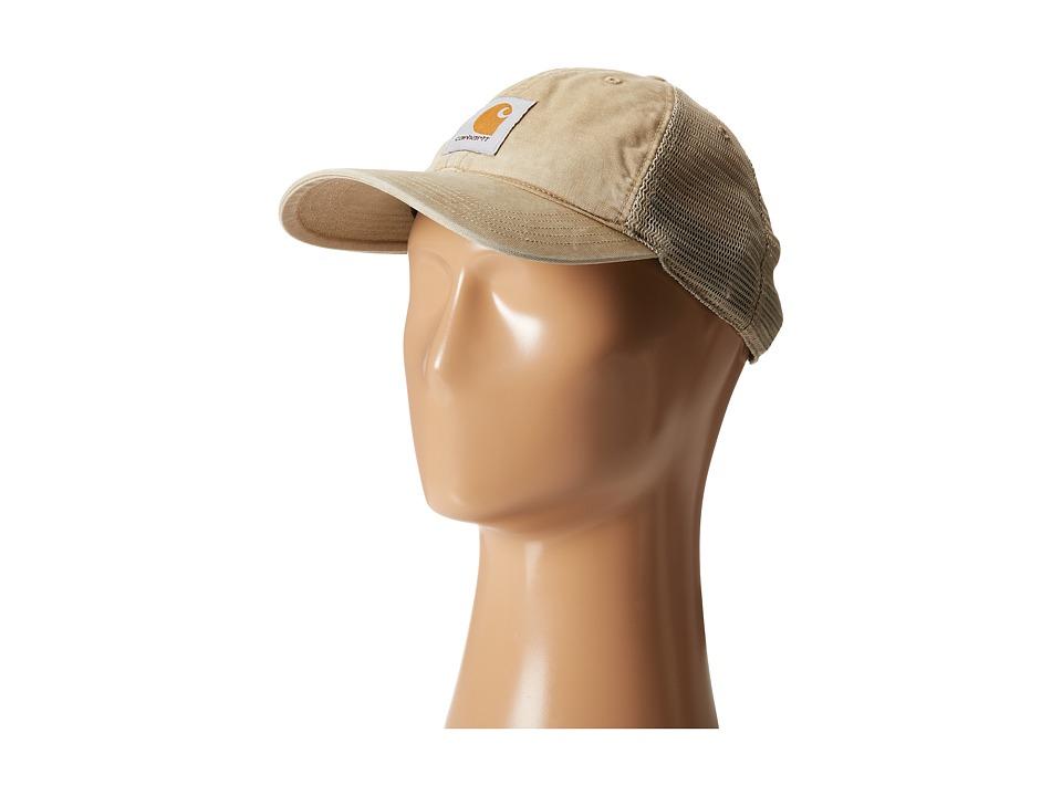 Carhartt - Buffalo Cap (Dark Khaki) Caps