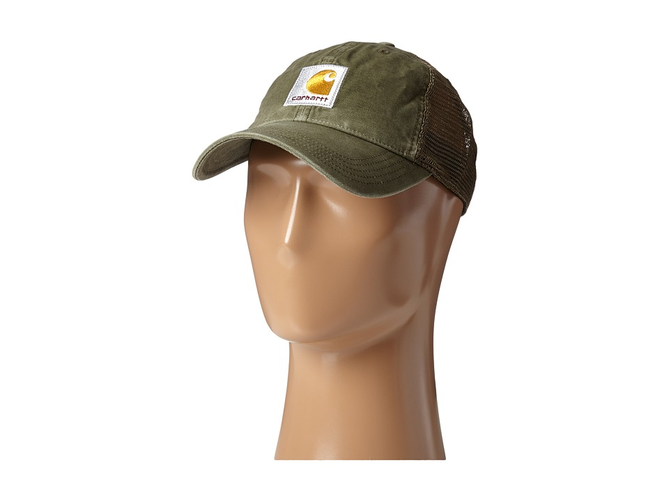 Carhartt - Buffalo Cap (Army Green) Caps