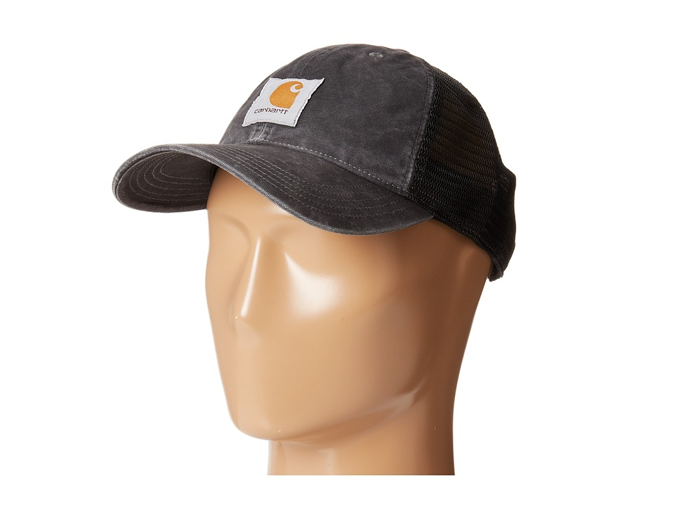 Carhartt - Buffalo Cap (Black) Caps